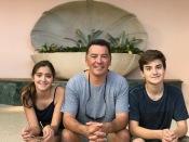 Family outing to Atlantis Passeio em familia no Atlantis