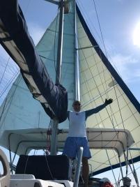 Sailing South to Cuba / Navegando para o Sul - para Cuba